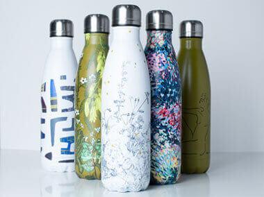 Chunky bottles